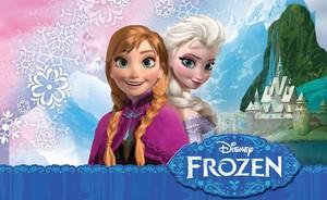 frozen Elsa an Anna