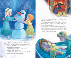The story of Anna and Elsa