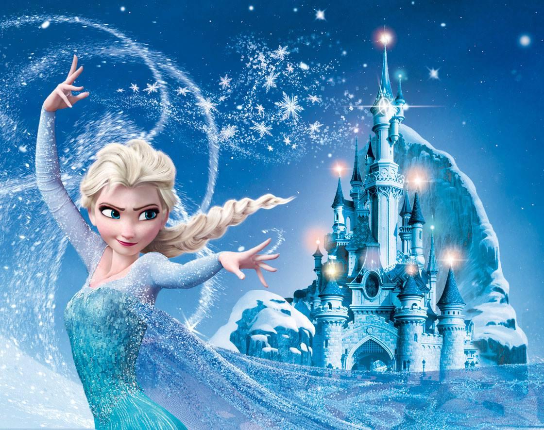 Elsa the snow queen images elsa hd wallpaper and for Chateau elsa reine des neiges