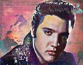 classic  Elvis  - elvis-presley fan art
