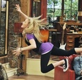 Emily Osment in Hannah Montana