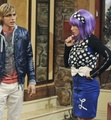 Emily Osment as Lola in Hannah Montana