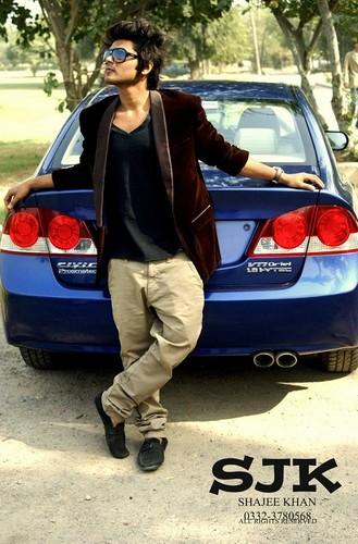 Emo Boys پیپر وال with a hatchback, an automobile, and a hatchback کے, hatchback, دروازوں والی بيک titled karachi boy