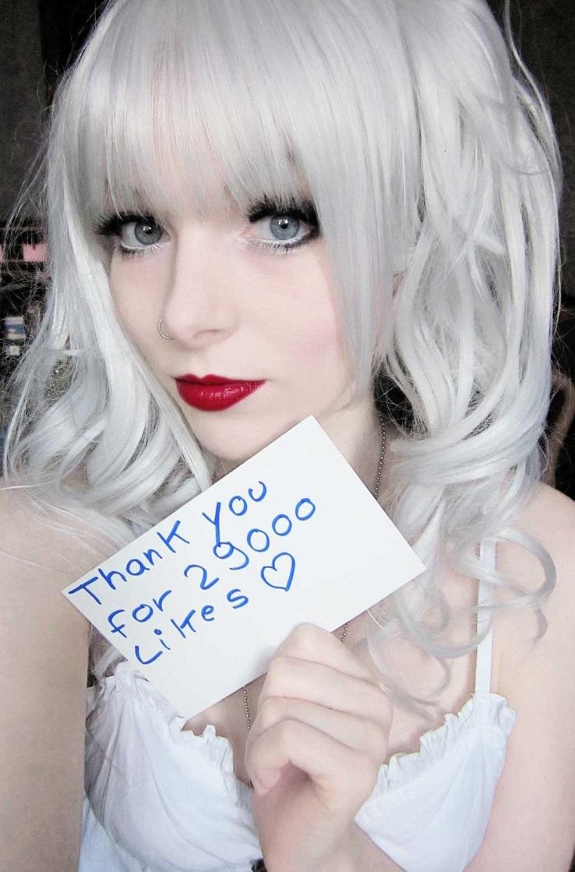 Emo Images Ira Vampira Emo Girl Scene Queen Make Up Hair