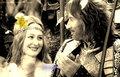 Eowyn and Faramir sweet