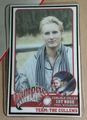 Carlisle's Vampire Baseball card. - esme-and-carlisle-cullen photo