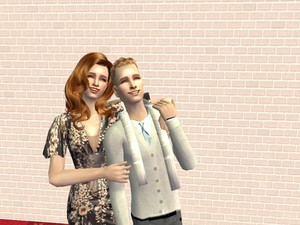 Carlesme Sims 2 New Moon outfits