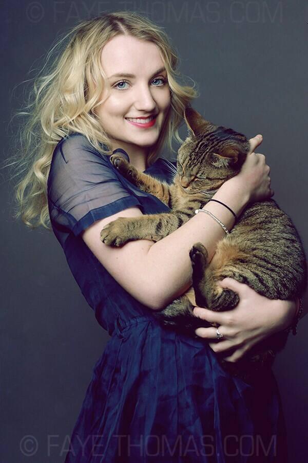 Faye Thomas Photoshoot