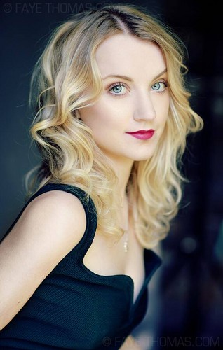 Evanna Lynch fondo de pantalla with a portrait entitled Faye Thomas Photoshoot
