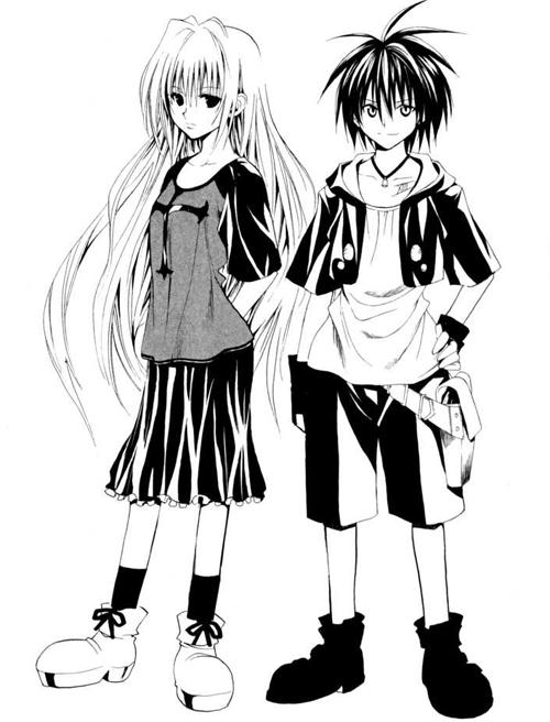 Black Cat Kiss Manga