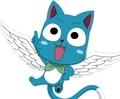 Happy - Natsu's pet cat