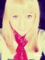 I'm blonde..