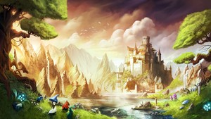 palacios/ castillos