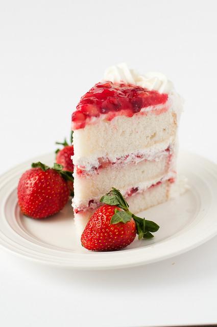 клубника Cake