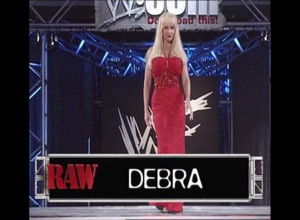 Debra - Raw 10th May 1999 - Part II