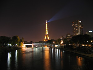France - Eiffel Tower