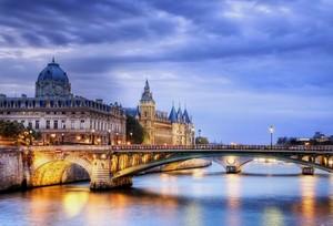 France - Seine River