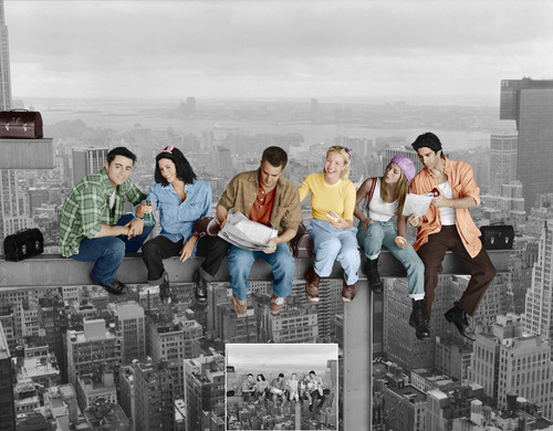 Friends wallpaper called Friends Forever!
