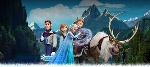 Frozen website