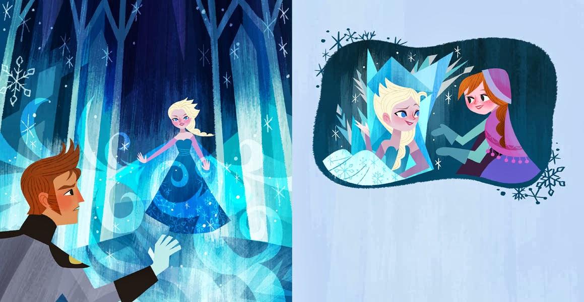 Elsa,Hans,Anna
