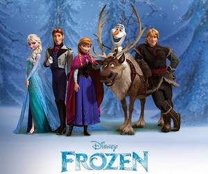 迪士尼 《冰雪奇缘》 characters