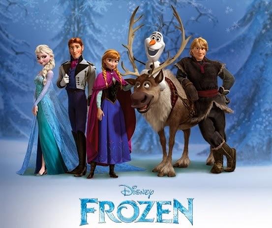 디즈니 겨울왕국 characters