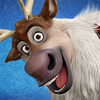 Frozen images Sven the reindeer Icon photo