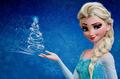 Elsa - Nữ hoàng băng giá