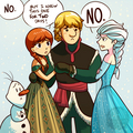 You Can't Marry Kristoff