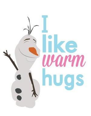 I Like Warm Hugs