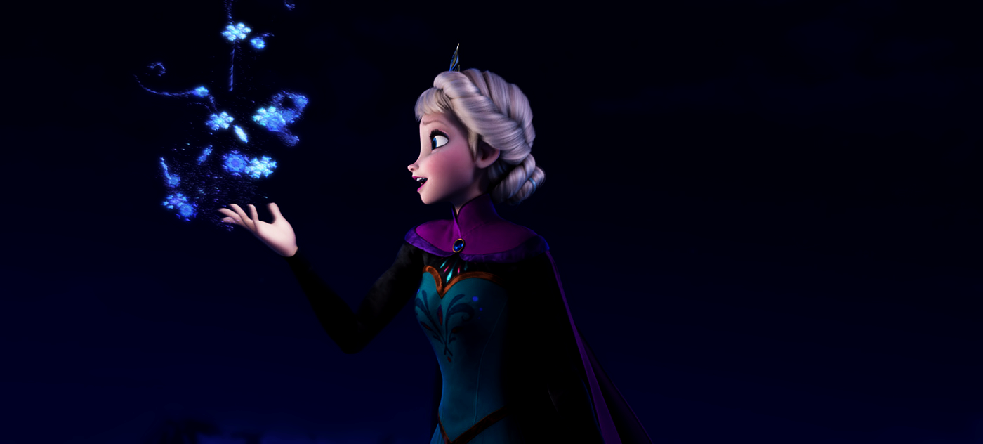 "Elsa - ""Let it go"""