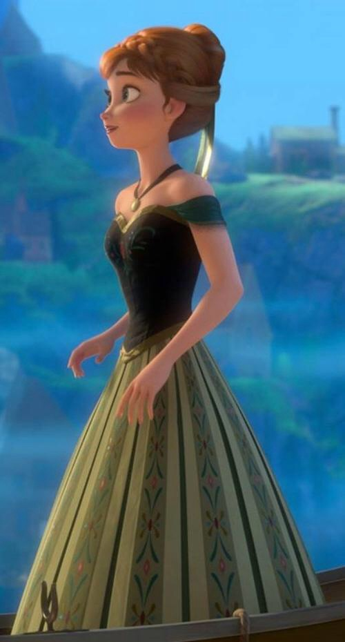 Frozen's Anna images Anna-lovely HD wallpaper and ...