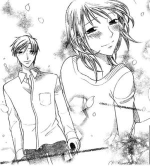 Arisa and Kureno