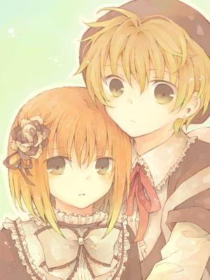 Momiji and Kisa