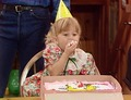 Having some birthday cake - full-house photo