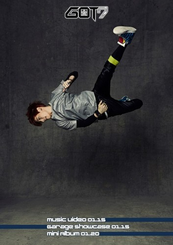 GOT7 images GOT7 - Mark            HD wallpaper and background photos