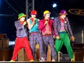 Circus tour take that 4