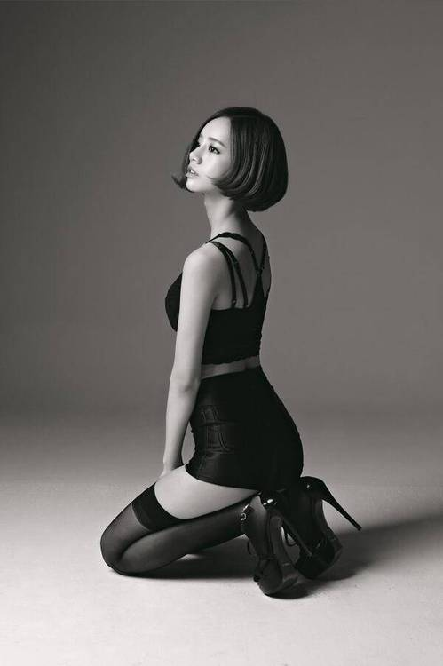 Hyeri's teaser photo for 'Something'!