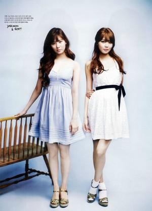 SNSD SooSeo High Cut 3