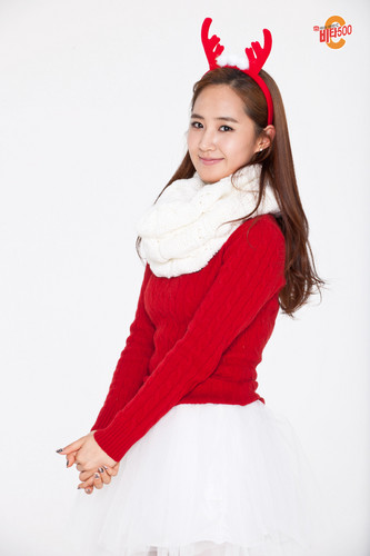 Girls Generation/SNSD wallpaper titled SNSD Yuri Christmas Photo