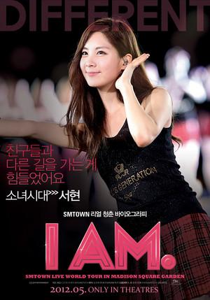 Seohyun I Am Poster