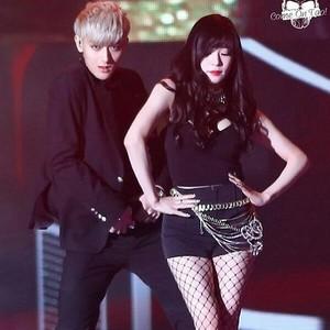 Tiffany Tao SBS Gayo Daejun