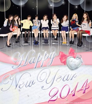 Girls Generation New Years