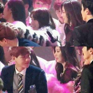 BaekYeon Moment @ 2013 KBS Gayo DaeChukJe