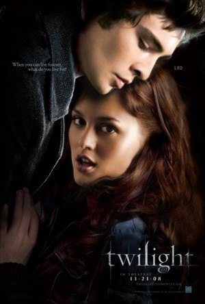 Chair as Edward and Bella