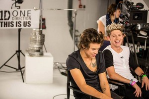 Harry Styles and Niall Horan♥