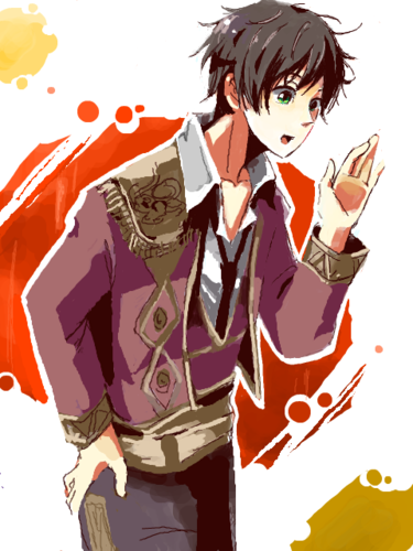 Hetalia Spain fond d'écran possibly containing an outerwear and a tabard titled Spain~