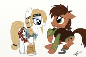 mlp_hiccup and astrid