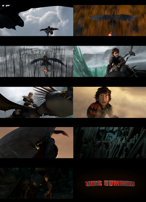 How To Train Your Dragon 2 First Trailer Screencaps