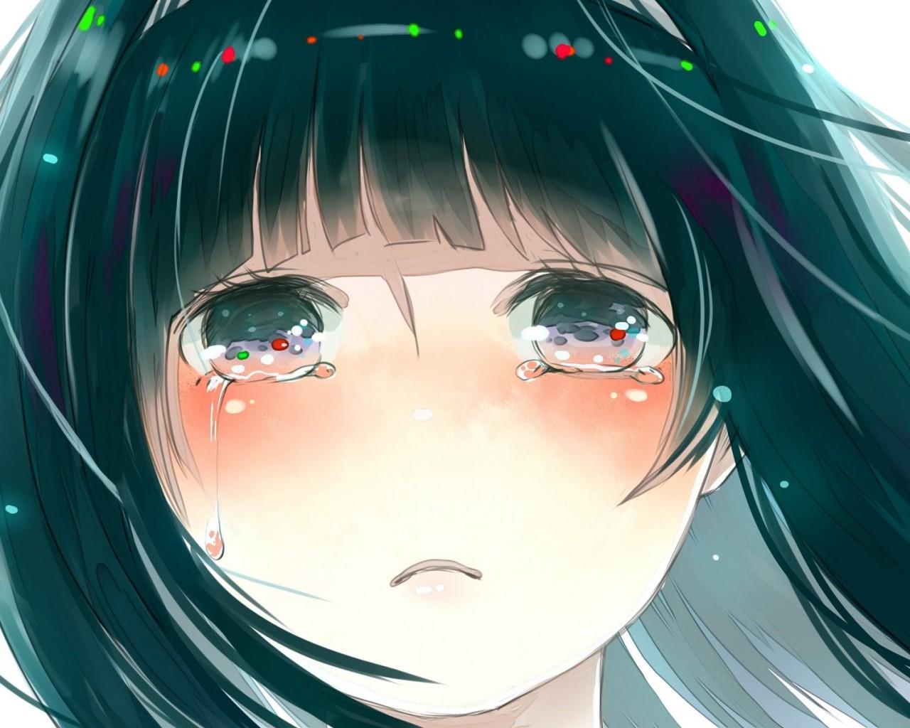 crying face - Hyouka Photo (36338444) - 211.9KB